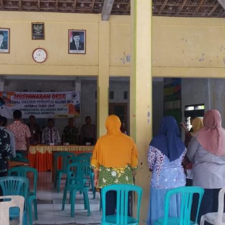 23 Desa Ikuti Pelatihan SID